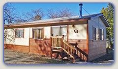 Beautiful Feather River mobile homes for rent or sale.
